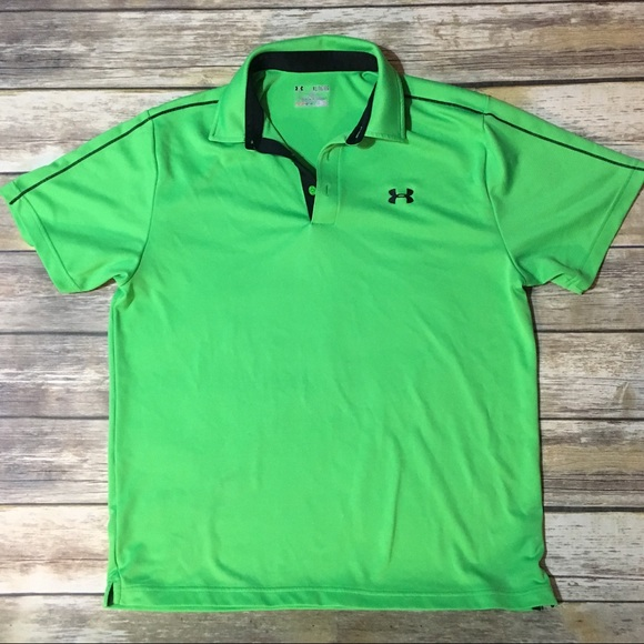 eb3c9f5c Under Armour Men's XL Loose Fit Heatgear Polo